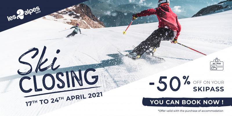 Ski Closing