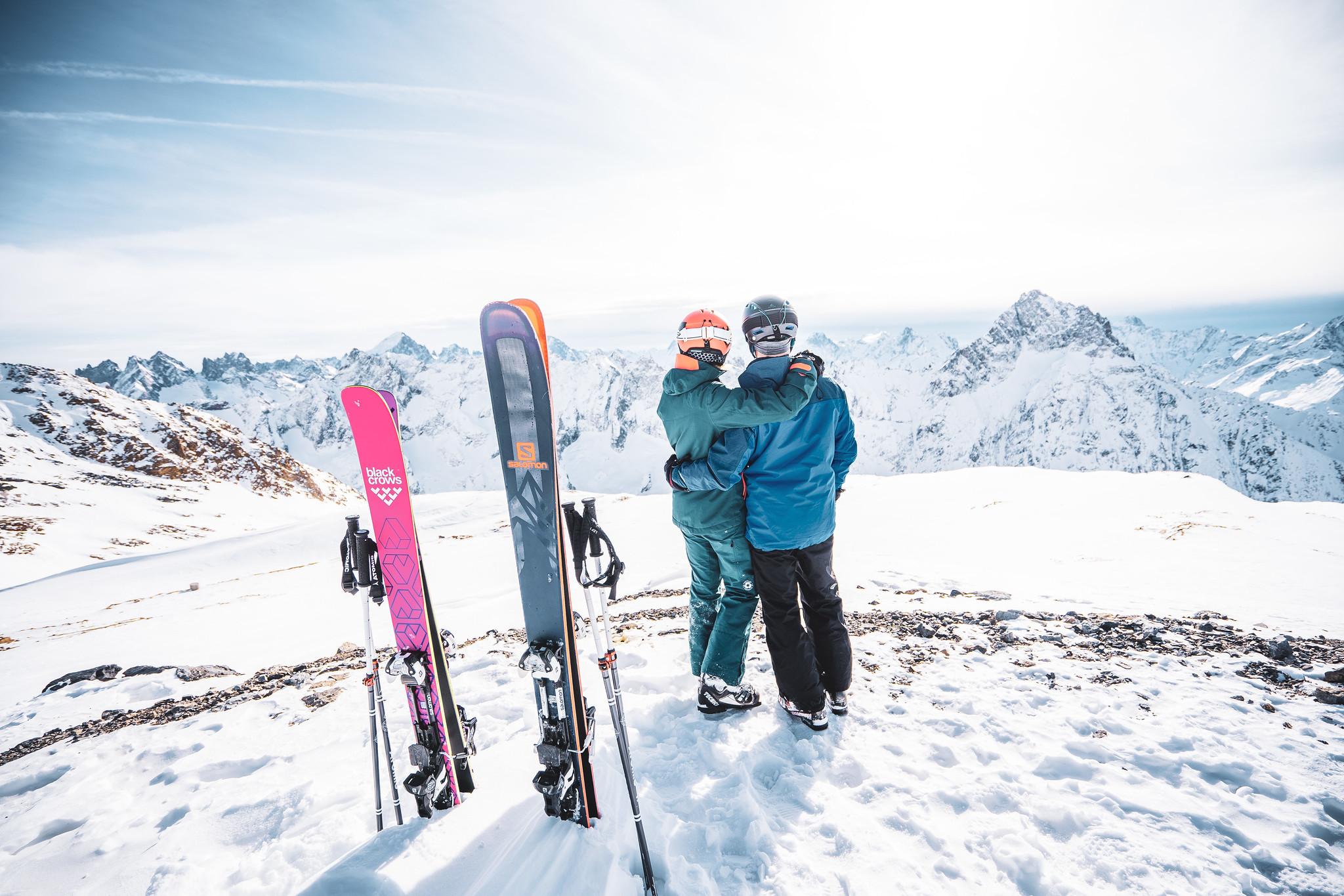 vacances en couples aux 2 Alpes